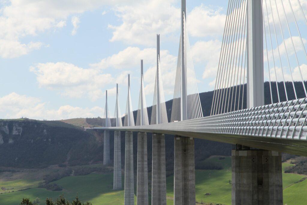 Viaduc de Millau Infrastructure Ausceno